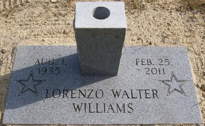 Granite Gravestone with Dallas Cowboys Stars