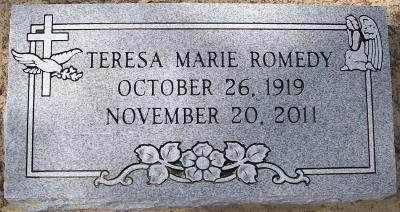 Granite Gravestone Cross Dove Angel Rose