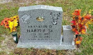 FRANKLIN HARPER