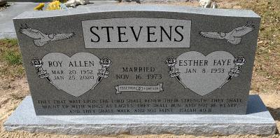 companion granite headstone with heart and roses name panels and eagles