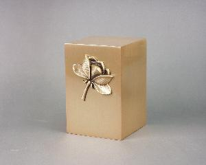 Halo Bronze Cube 35-848 Lotus Flower