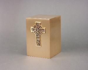 Halo Bronze Cube 35-853 Celtic Cross