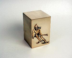 Halo Bronze Cube 35-866 Downhill_