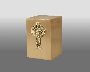 Halo Bronze Cube 35-871 CelticCross Knot