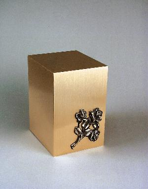 Halo Bronze Cube 35-872 Rose Cluster