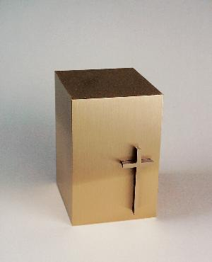 Halo Bronze Cube 35-894 Slimline Cross