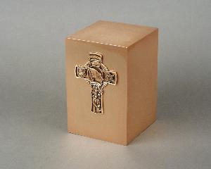 Halo Bronze Cube 35-902 Policeman Cross