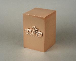 Halo Bronze Cube 35-904 Motorcycle
