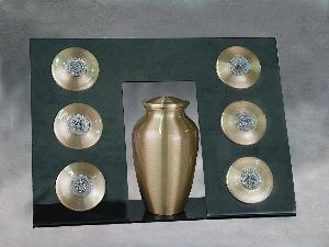 Halo Bronze Vases Aegean with Veteran Top